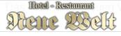 Bild zu Hotel Restaurant Neue Welt in Wuppertal