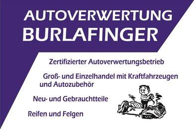 Bild zu KFZ-Meisterwerkstatt & Autoverwertung Burlafinger in Schrobenhausen
