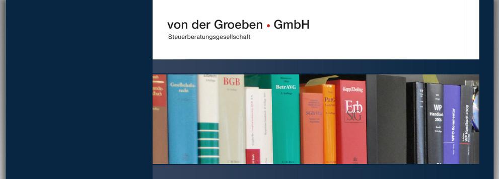 Bild zu von der Groeben GmbH Steuerberatungsgesellschaft in Ratingen