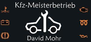 Logo von Kfz Meisterbetrieb David Mohr