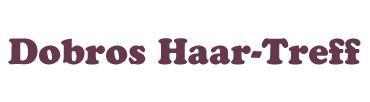 Logo von Dobros Haartreff