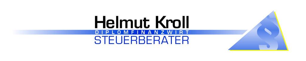 Logo von Steuerberatungsbüro Helmut Kroll