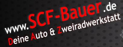 Logo von SCF-Bauer  Deine Auto & Zweiradwerkstatt