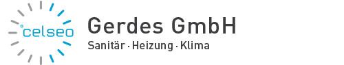 Bild zu Gerdes Sanitär- Heizungs- u. Klimatechnik GmbH in Hörstel