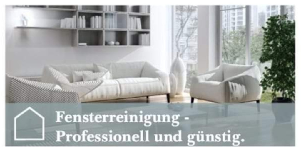 Bild zu Fensterreinigung professionell & günstig in Stahnsdorf