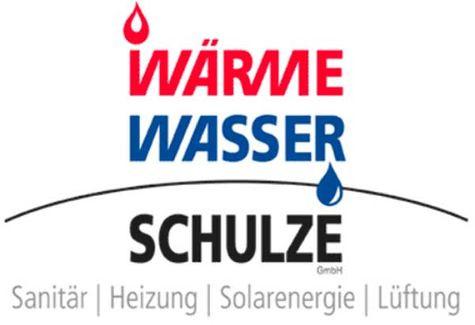Bild zu Wärme Wasser Schulze GmbH in Nürnberg