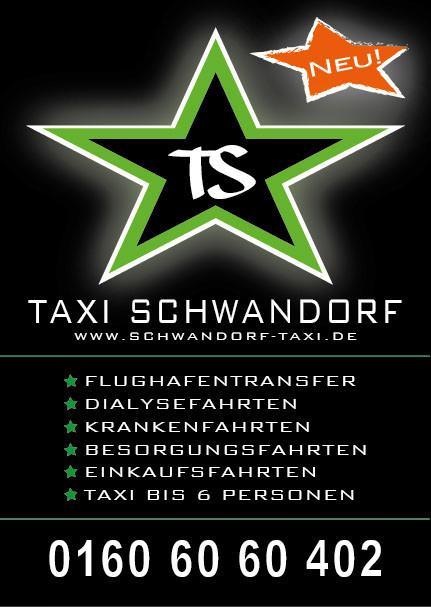 Bild zu Taxi Schwandorf in Schwandorf