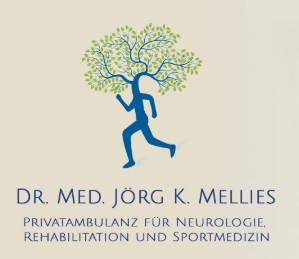 Logo von Privatambulanz für Neurologie Rehabilitation und Sportmedizin Dr. med. Jörg K. Mellies