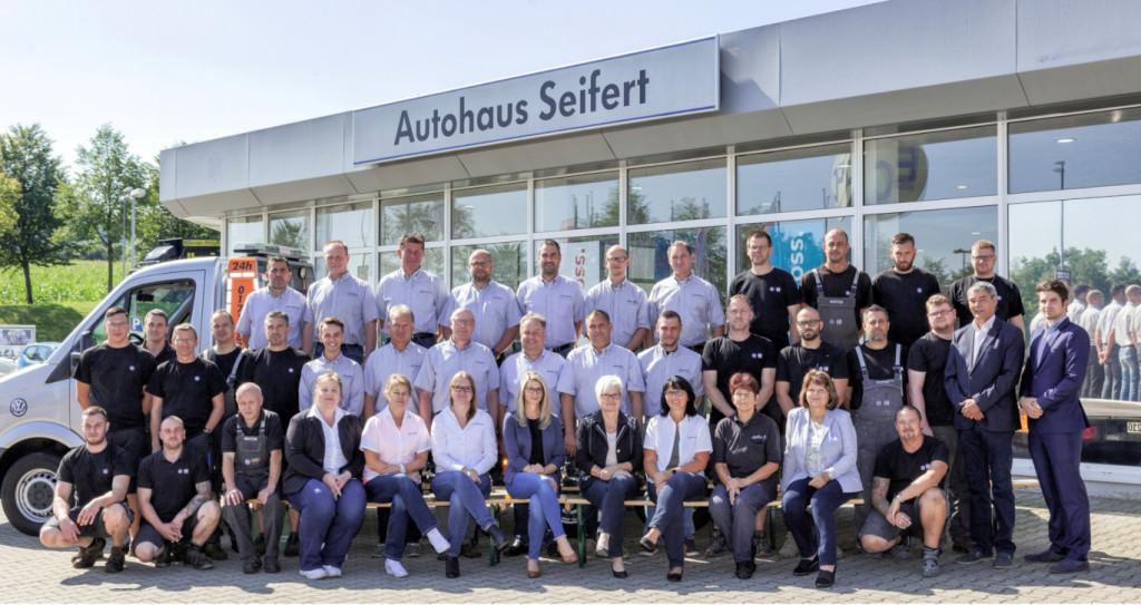 Bild der Autohaus Seifert GmbH