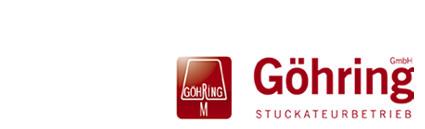 Bild zu Göhring GmbH Stuckateurbetrieb in Tübingen