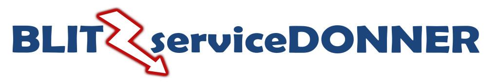 Logo von BLITZservice DONNER
