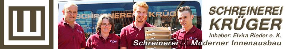 Bild zu Schreinerei Krüger in Heuweiler