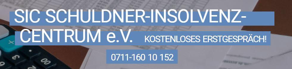 Bild zu SIC SCHULDNER-INSOLVENZ-CENTRUM E.V. in Leinfelden Echterdingen