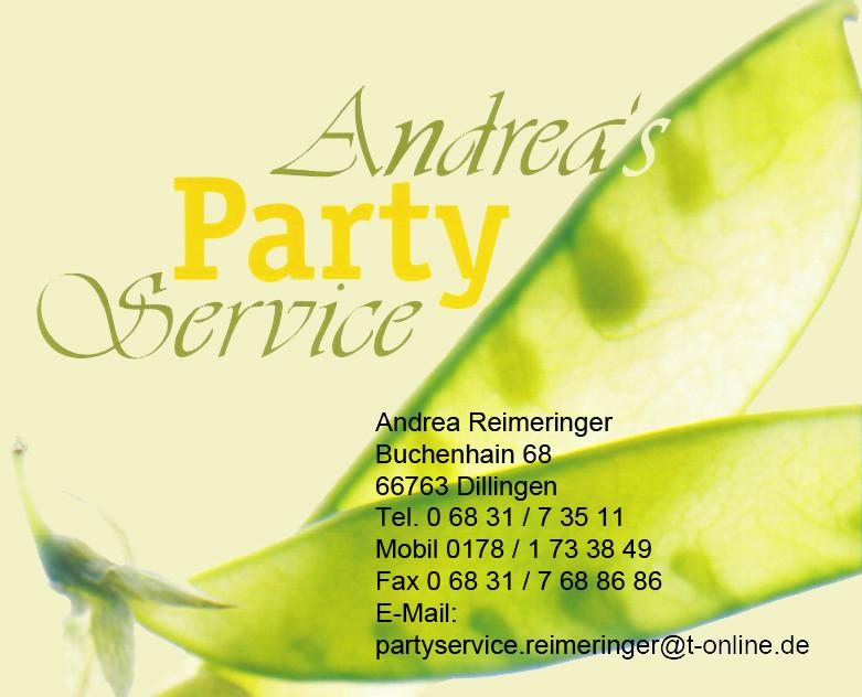 Bild zu Andrea's Party Service in Dillingen an der Saar