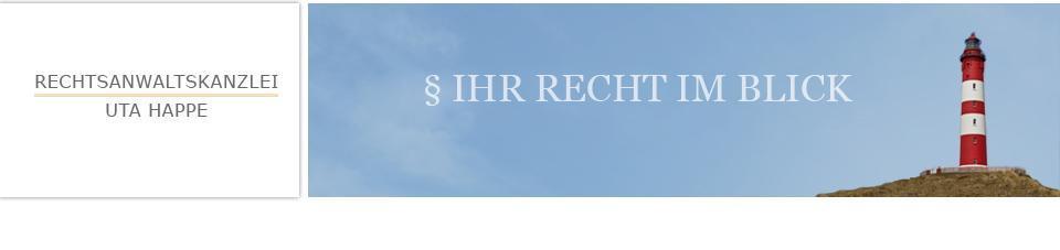 Bild zu Uta Happe Rechtsanwaltskanzlei in Paderborn