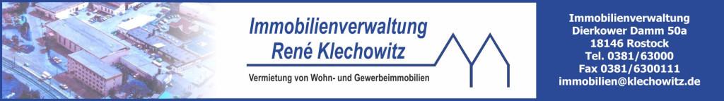 Bild zu Klechowitz Immobilienverwaltung in Rostock