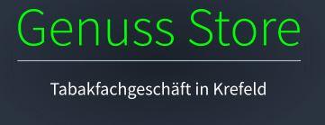 Logo von Genuss Store Krefeld Tabakfachgeschäft