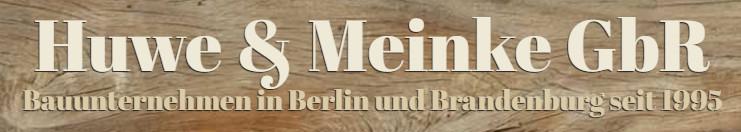 Bild zu Huwe und Meinke GmbH in Berlin