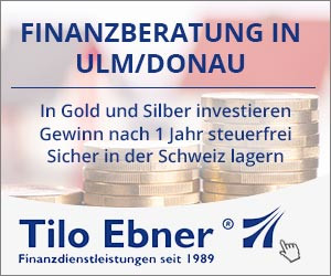 Bild zu Tilo Ebner Finanzdienstleistungen seit 1989 in Ulm an der Donau