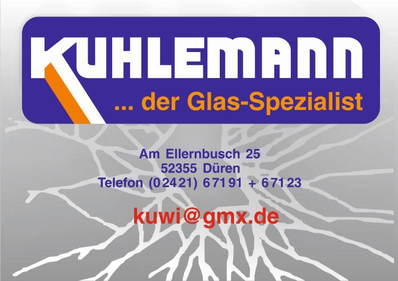 Bild zu Glas Kuhlemann GmbH Glaserei in Düren