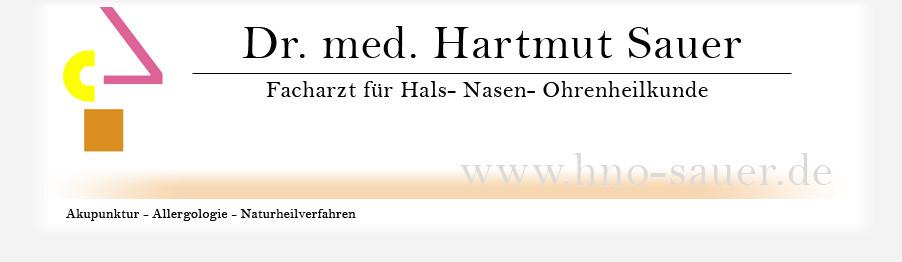 Bild zu HNO Naturheilverfahren Dr. Hartmut Sauer in München