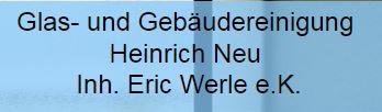 Bild zu Gebäudereinigung Neu Inh. Eric Werle in Saarbrücken