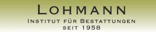 Bild zu Lohmann Bestattungen in Essen in Essen