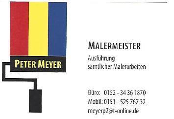 Bild zu Sachverständiger und Maler- und Lackierermeister Peter Meyer in Seevetal