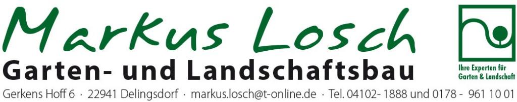Bild zu Garten- und Landschaftsbau Markus Losch in Delingsdorf