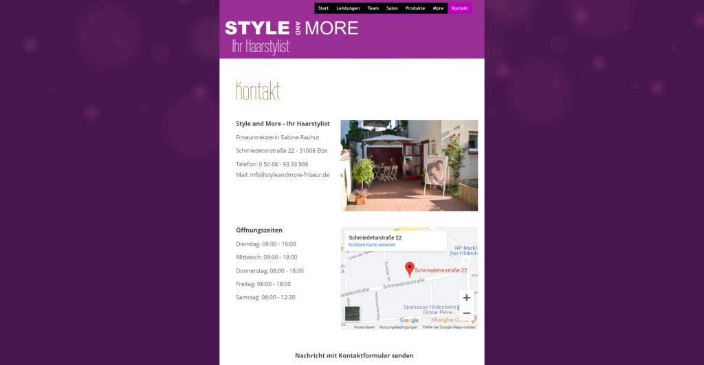 Bild der Style And More