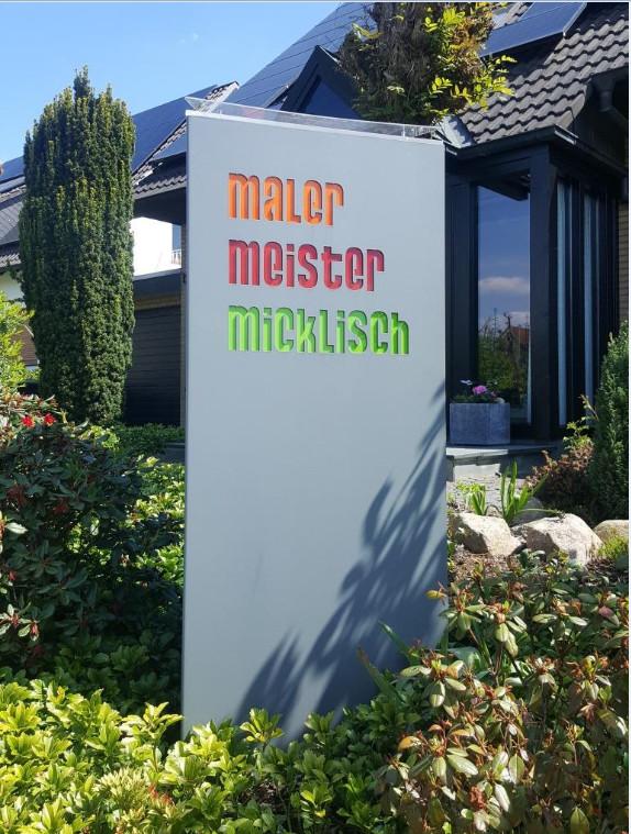 Bild zu Maler Meister Micklisch in Wallenhorst