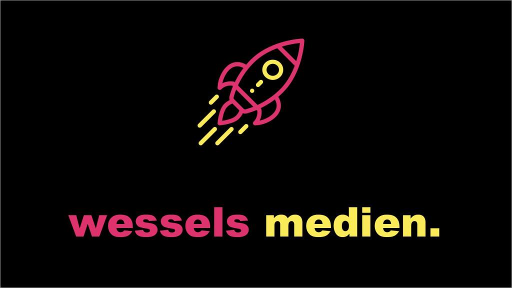 Bild zu Weßels Medien - Kreatives Webdesign in Voerde am Niederrhein