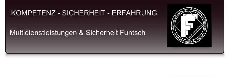 Logo von FF Multidienstleistungen & Sicherheit Funtsch