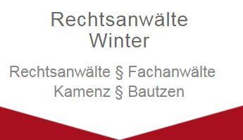 Bild zu Rechtsanwälte Winter Standort Kamenz in Kamenz