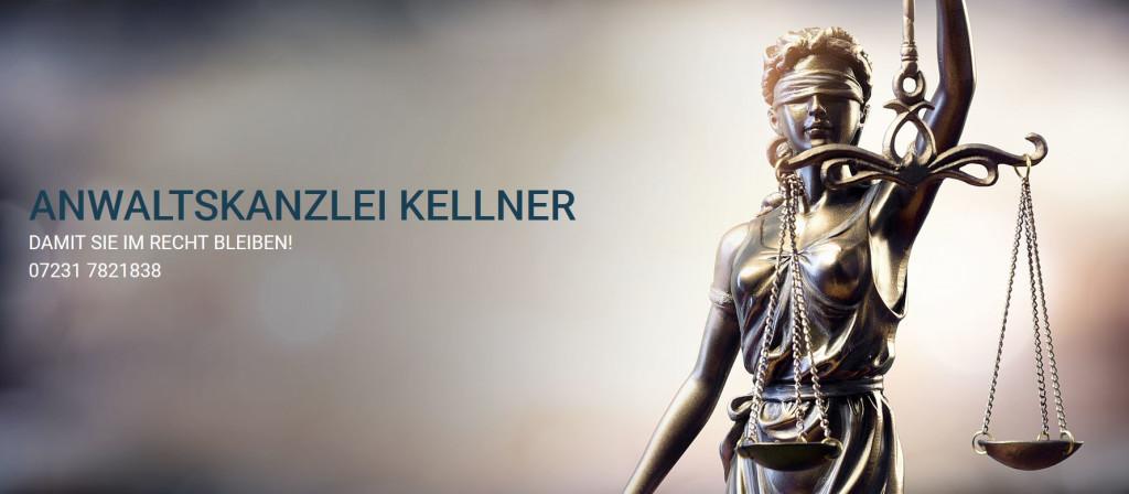 Bild zu Anwaltskanzlei Kellner in Pforzheim