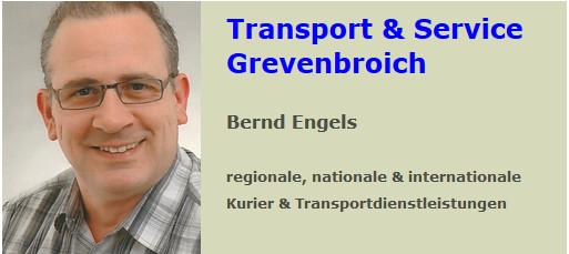 Bild zu Transport & Service Grevenbroich in Grevenbroich