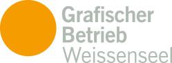 Logo von Grafischer Betrieb Weißenseel GmbH