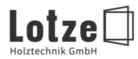 Bild zu Lotze Holztechnik GmbH in Borgentreich
