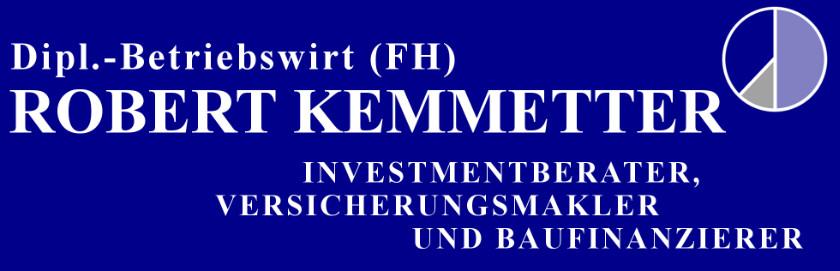 Bild zu Robert Kemmetter Investmentberater u. Versicherungsmakler u.Baufinanzierer in Eichstätt in Bayern