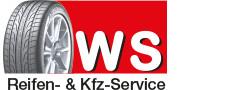 Logo von WS Reifen + KFZ Service e. K., Inh. Andreas Schneider