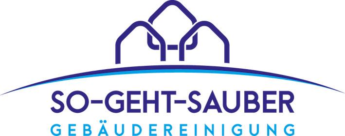 Logo von SO GEHT SAUBER Gebäudereinigung Würzburg