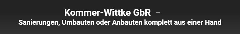 Bild zu Kommer Wittke GbR in Merzenich Kreis Düren