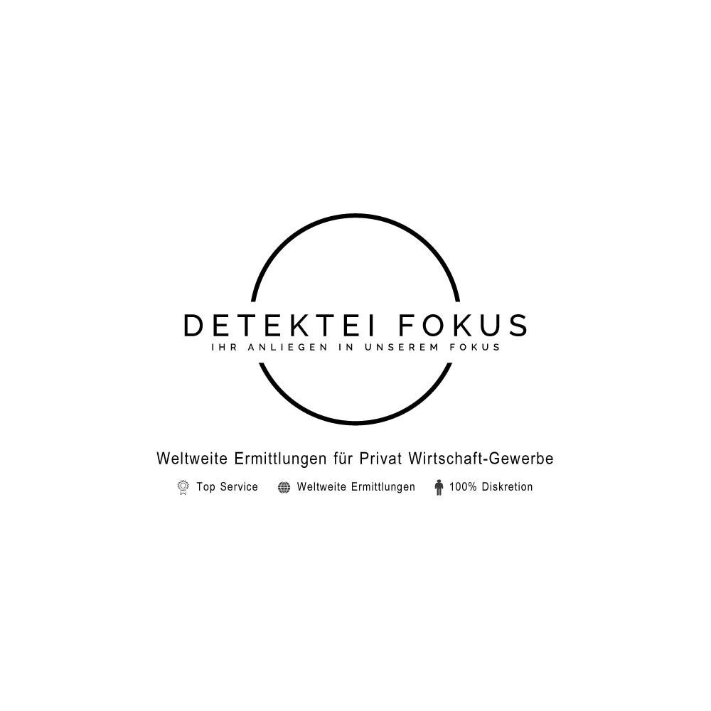 Logo von Detektei Fokus