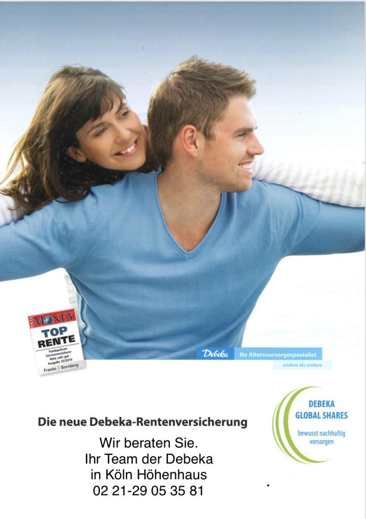 Bild der Debeka Servicebüro Köln