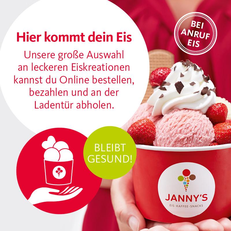 Bild zu Janny's Eiscafé in Grevesmühlen