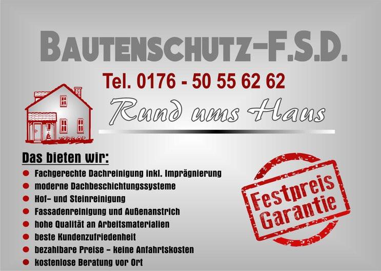 Bild zu Bautenschutz- F.S.D in Mannheim