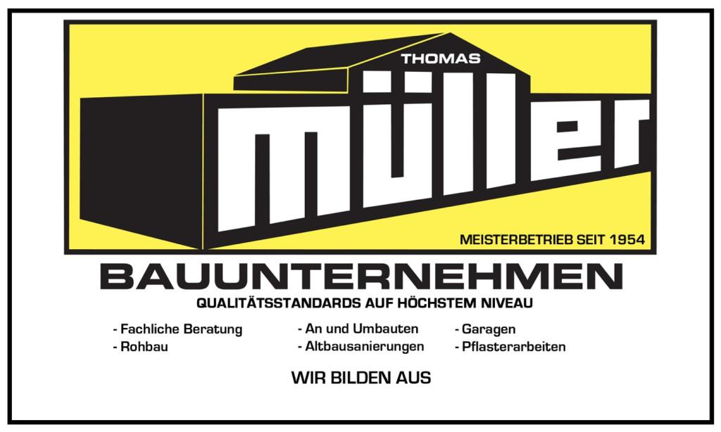 Bild zu Thomas Müller Bauunternehmen in Riederich