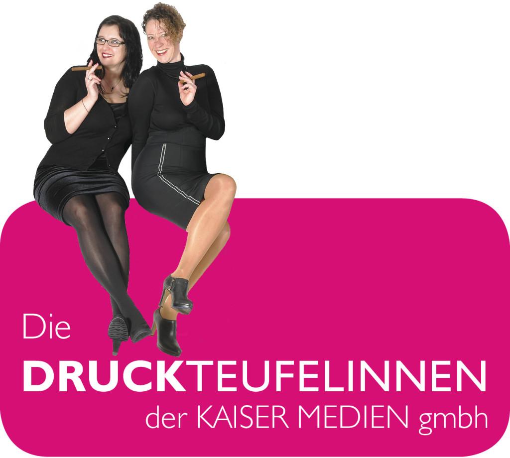 Bild zu Die DRUCKTEUFELINNEN der Kaiser Medien GmbH in Nürnberg