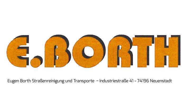 Bild zu Straßenreinigung Eugen Borth in Neuenstadt am Kocher