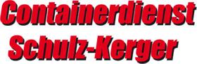 Bild zu Containerdienst Schulz-Kerger in Hessisch Oldendorf